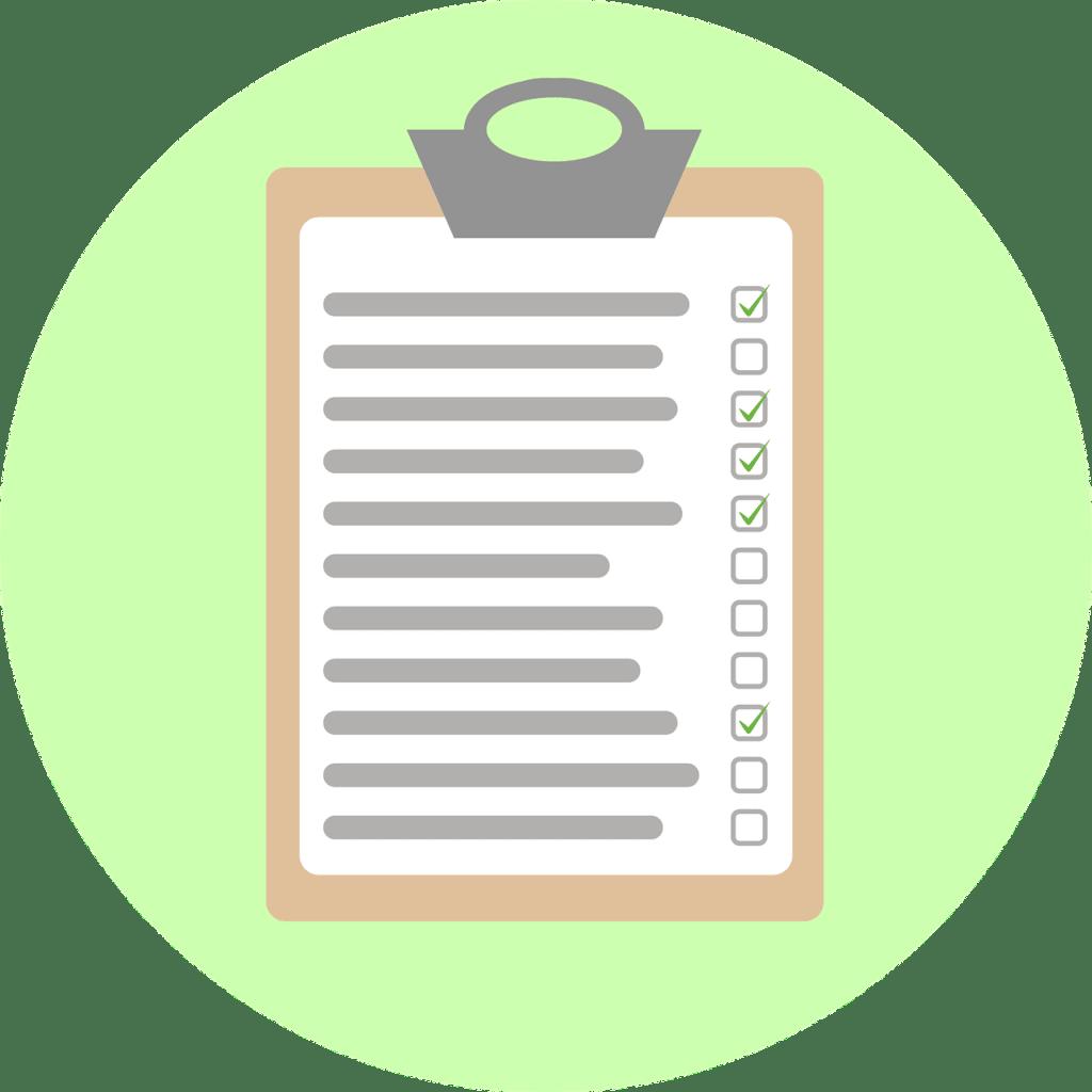 Tcheck list des Points à vérifier avant de lancer son site