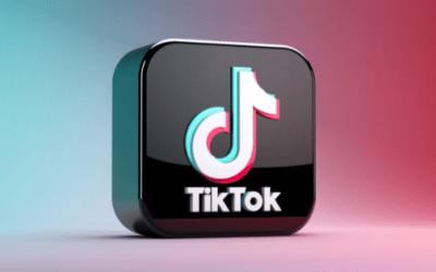 Tricoteuse de liens débarque sur TikTok